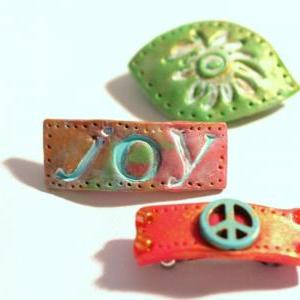 Hair Accessories, Hippy Style Bitsy..